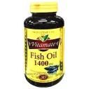 Vitamate Fish Oil 1400mg (30 Premium Capsules)