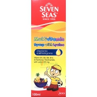 Seven Seas Multivitamin Syrup with Lysine 100ml.