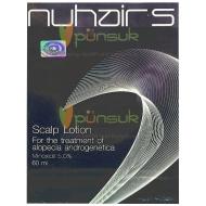 Nuhair 5 (Minoxidil 5%) 60ml.