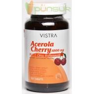 Vistra Acerola Cherry 1000 mg. (150 Tablets)