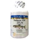 Vital-M Salmon Oil 1000mg (100 Capsules)