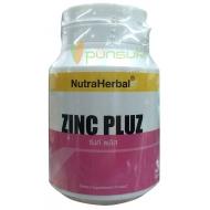 NutraHerbal Zinc Plus (30 Capsules)