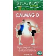 Biogrow CALMAG D (30 Tablets)
