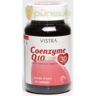 Vistra Coenzyme Q10 Soft Gel (30 capsules)