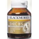 Blackmores Exec B's (120 Capsules)