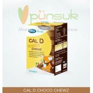 MEGA We care CAL D Choco Chewz (20 Nuggets)