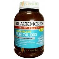 Blackmores Odourless Fish Oil 1000 (400 Capsules)