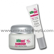 SEBAMED : BUY 1 GET 1 FREE : ANTI-AGEING Q10 PROTECTION CREAM 50 ml. + FREE! SEBAMED ANTI-AGEING Q10 LIFTING EYE CREAM 15 ml.