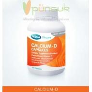 MEGA We care CALCIUM-D (90 Capsules)