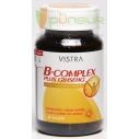 Vistra B-Complex plus Ginseng (30 Tablets)