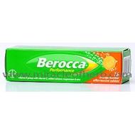 Berocca Orange Flavour (15 Effervescent Tablets)