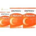 NUTRAKAL C-Naturel (100 Tablets) 2 กล่อง แถม 20 Tablets