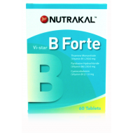 NUTRAKAL B-Forte (60 Tablets)