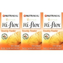 NUTRAKAL Hi-flex (120 Capsules) x 3 กล่อง
