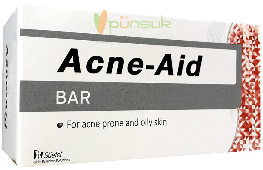 Acne-Aid Bar Soap 100g.