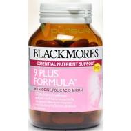 Blackmores 9 Plus Formula (60 Capsules)