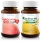 VT21 ลดโคเลสเตอรอล [Rice Bran Oil 1,000mg. (40's) + Coenzyme Q10 Soft Gel (30's)]