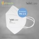 M หน้ากาก PM2.5 Welcare N95 Mask หน้ากากอนามัย กันฝุ่น PM2.5