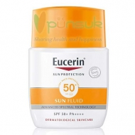 Eucerin Sun Fluid Mattifying Face SPF 50+ (50 ml.)