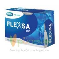 MEGA We care FLEXSA 500 (30 Capsules)
