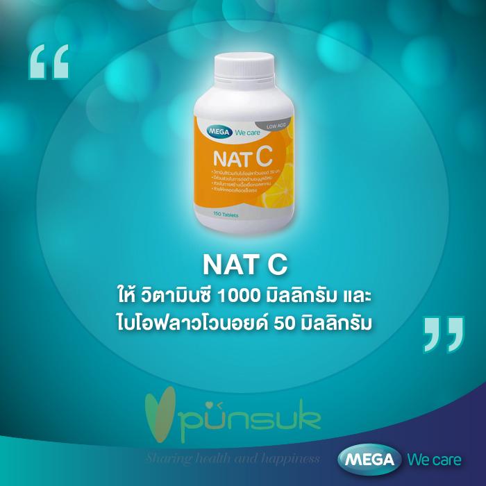 MEGA We care NAT C
